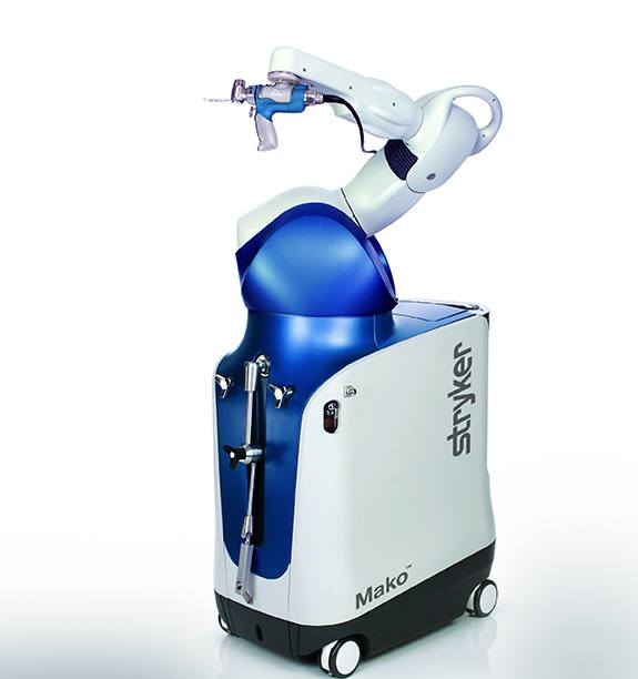 Mako Robotic-Arm Assisted Technology For                                 Hip And Knee Replacement Surgery
